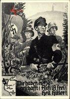 Wir haben es geschafft, Asch ist frei, 21.09.1938, Sudetenland