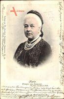 Königin Marie von Hannover, Marie von Sachsen Altenburg, Portrait