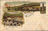 Blankenburg am Harz, Hotel Waldmühle, Kloster Michaelstein, Kaiserwarte