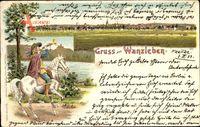Wanzleben Börde in Sachsen Anhalt, Totale, Trompeter von Säckingen