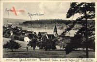 Möttlingen Bad Liebenzell im Schwarzwald, Teilansicht mit Arche u. Pfarrhaus