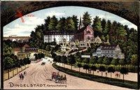Dingelstädt in Thüringen, Kerbscheberg, Gasthof zum Kurhaus
