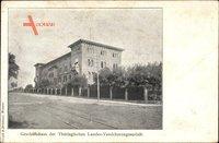 Weimar in Thüringen, Geschäftshaus der Thür. Landes Versicherungsanstalt