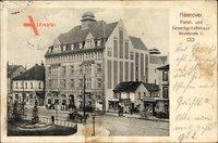 Hannover in Niedersachsen, Partei und Gewerkschaftshaus, Nicolaistraße 7