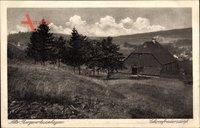 Ehrenfriedersdorf im Erzgebirge, Alte Bergwerksanlagen, Gebäude