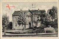 Osterburg in der Altmark in Sachsen Anhalt, St. Georg Hospital