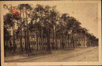 Zschornewitz Gräfenhainichen im Kreis Wittenberg, Gasthaus in der Kolonie