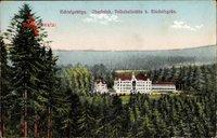 Bischofsgrün im Fichtelgebirge, Oberfränkische Volksheilstätte
