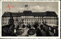 Berlin Prenzlauer Berg, Reichsluftschutzschule, Danziger Straße 64