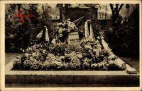 Berlin Prenzlauer Berg, Nikolaifriedhof, Horst Wessels Grab