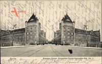 Berlin Mitte, Kaserne Kaiser Alexander Garde Grenadier Regmt. No. 1