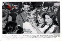 Führer und Reichskanzler Adolf Hitler, NS Propaganda, Zukunft der deutschen Jugend