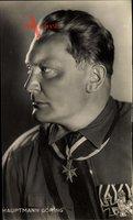 Oberbefehlshaber der Luftwaffe Hermann Göring, Portrait, Pour le Merité Orden, Ordensspange, EK