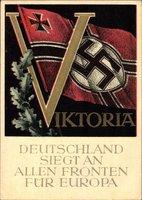 Klein, Gottfried, Viktoria, Deutschland siegt an allen Fronten für Europa