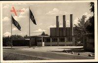 Bernau bei Berlin, SD, SS und Gestapo Schule, Bauhaus Denkmal, Gewerkschaftsschule