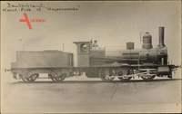 Deutsche Eisenbahn, Dampflokomotive, Borsig, Nr 12