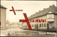 Berlin Britz, Siedlung Nütestraße, Bauhaus