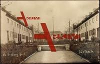 Berlin Britz, Siedlung Dürtenstraße, Bauhaus