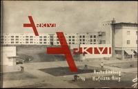 Berlin Britz, Hufeisen Ring, Konsum, Bauhaus