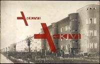 Berlin Britz, Siedl. Stavenhagenerstr., Bauhaus