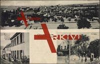 Asselheim Grünstadt, Bäckerei J. Herbst, Pfarrhaus