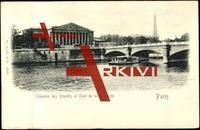 Paris, Chambre des Députés, Pont de la Concorde