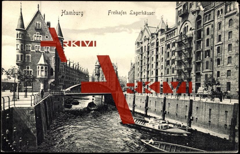 Grüße aus dem alten Hamburg - Historische Ansichten der Stadt (2017)