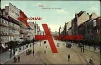 Prag Tschechien, Am Wenzelsplatz und Museum