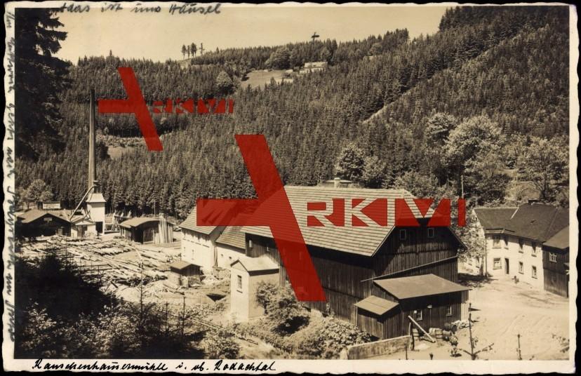 Schwarzenbach Rodachtal, Rauschenhäusermühle