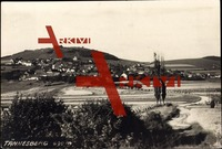 Tännesberg, Blick auf die Ortschaft aus d Ferne