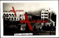 Teheran Iran, reger Verkehr in Meydan Sepah