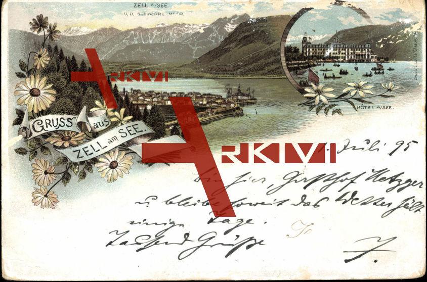 Vorläufer Zell am See Salzburg, Hotel am See