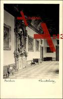 Salzburg, Innenansicht der Residenzgalerie