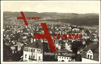 Gablonz Liberecky Kraj, Teilansicht d Ortes