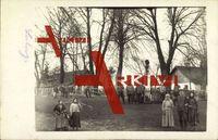 Stuhlweißenburg Ungarn, Landbewohner, Soldaten