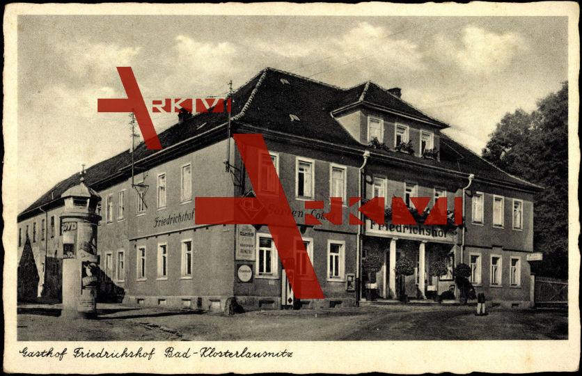 Bad Klosterlausnitz, Gasthof Friedrichshof, Ölhag