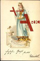 Lied Tannhäuser R. Wagner, Oper, Elisabeth, Strophe