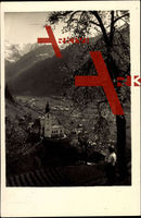 Großarl Salzburg Pongau, Blick ins Tal, Kind