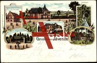 Jävenitz, Villa Steiniger, Wilhelmsthal, Gasthaus