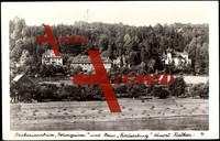 Kurort Rathen, Felsengrund, Haus Friedensburg
