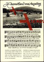 Liedkarten S. Dietrich, Haamitland mei Arzgebirg