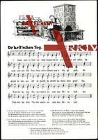 Liedkarten Max Nacke, A. Krämer, De krit'schen Tog