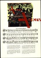 Liedkarten F.E. Krauss, R. Krauss, In der Hammer...