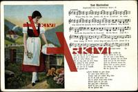 Liedkarten Mückenberger, Das Waisenkind