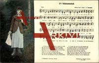 Liedkarten C. Kleindienst, D'r Schwammasack