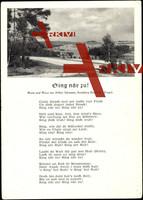 Lied Schramm A., Sing när zu, Waldpartie, Felder