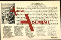 Lied Soph H., No. 7, Da Balg'nharmenie, kordeon