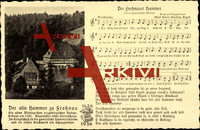 Lied Kaaden A., Frohnau Annaberg Buchholz, Dr Hammer