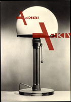 Bauhaus, Elektrische Tischlampe, Jucker, Wagenfeld