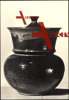 Bauhaus, Deckeldose, Otto Lindig, 1924